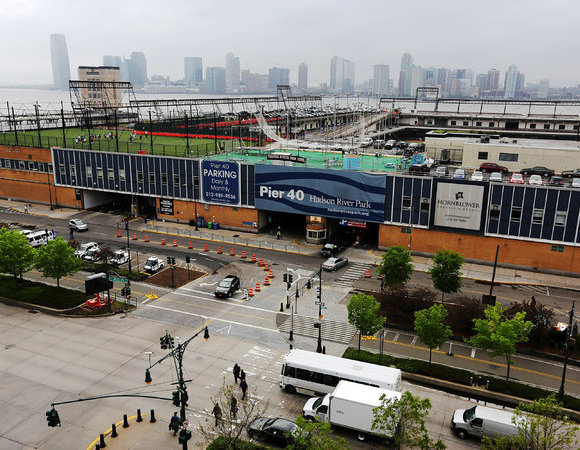 Pier 40 Parking Garage – New York