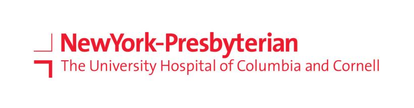 New York – Presbyterian Hospital